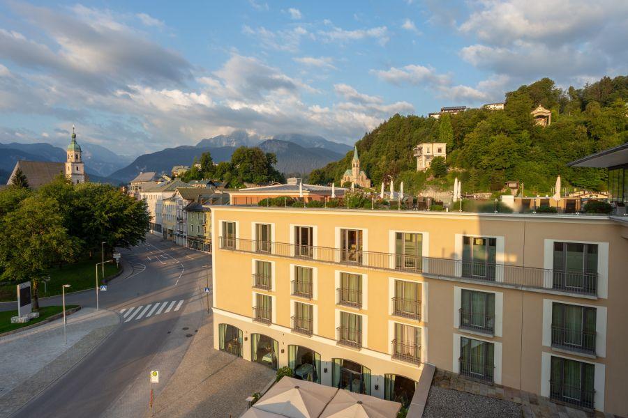Hotel Edelweiss Top10 Hotels Berchtesgaden